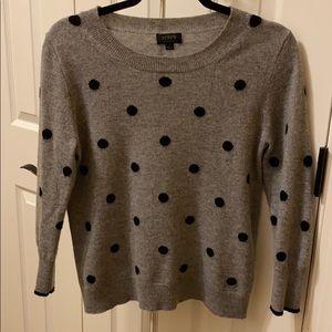 J.Crew 3/4 sleeve cashmere sweater - S